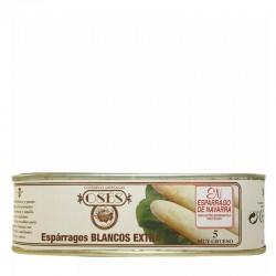 Espárrago extra 5 frutos GRUESO OSÉS lata 1/2 Kg. Denominación de Origen Navarra