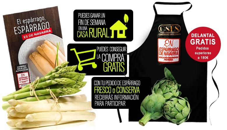Comprar Conservas Vegetales de Navarra Artesanas